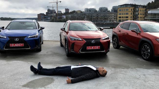 Lexus UX – Тест драйв и Отзывы