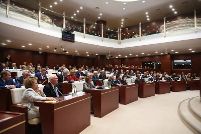 Депутаты одобрили в первом чтении социальный бюджет Татарстана на 2019 год