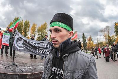На митинге «День памяти» в Казани предложили построить мечеть памяти царицы Сююмбике