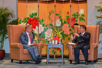 Рустам Минниханов: Для взаимодействия Татарстана и провинции Гуандун существует большой потенциал