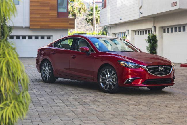 Новая Mazda6 будет стоить от 1 млн 451 тыс. рублей