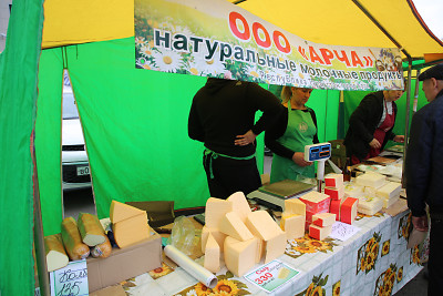 Татарстан лидирует среди регионов России по реализации молока