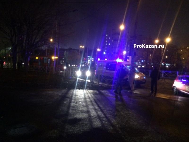 В Казани автобус вновь сбил насмерть пешехода