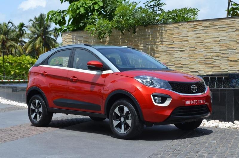 Дешевый кроссовер Tata Nexon стал самым безопасным индийским автомобилем в истории
