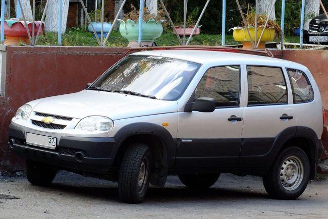Бюджетную «прокачку» Chevrolet Niva показал владелец