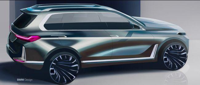 Четырехместная BMW X8 может стать самой дорогой моделью бренда