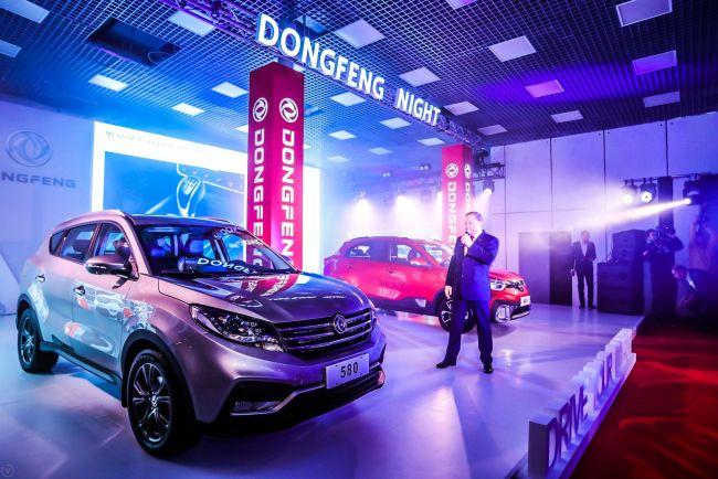 Dongfeng держит слово: российский модельный ряд кроссоверов расширяется.