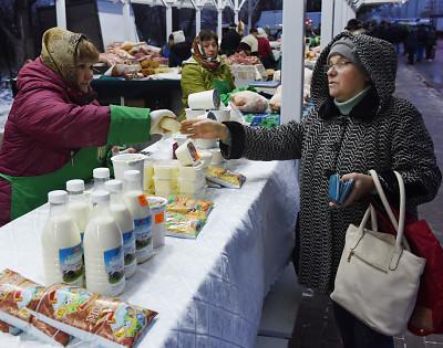 В Татарстане выросло производство скота, молока и яиц