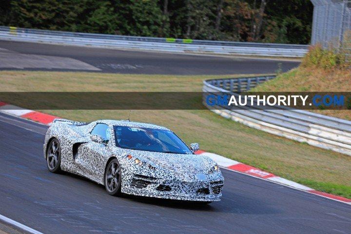 Chevrolet перенесет презентацию Corvette C8 из-за технических проблем