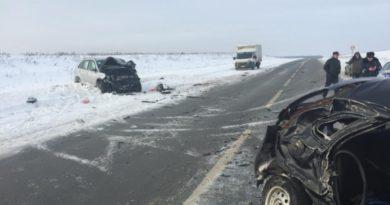 Под Казанью 19-летняя студентка погибла в столкновении «Лады» и KIA