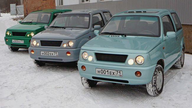 ТМ-1131 «Мишка» – народный автомобиль, который хотели запустить в серию 3 раза за 10 лет