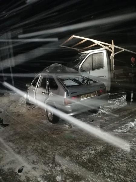 В Татарстане курсант погиб вместе с пассажиром в ДТП с «Газелью»