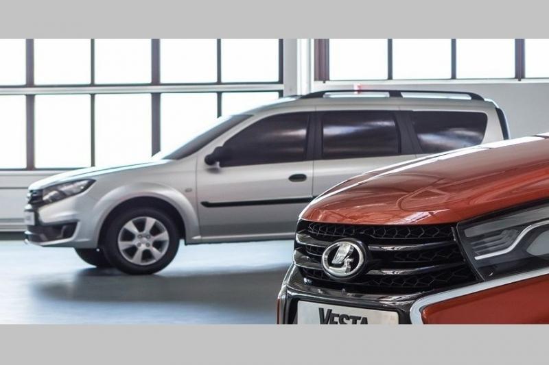 СМИ: «АвтоВАЗ» выпустил пилотную партию рестайлинговой Lada Largus