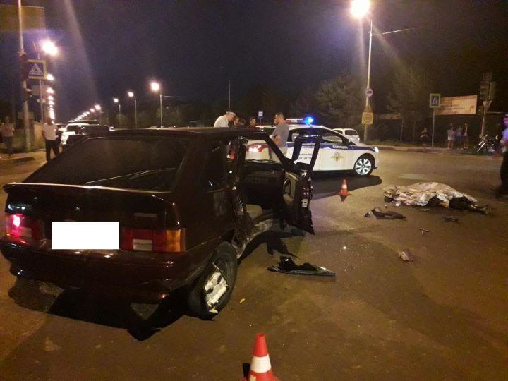 В РТ осудили водителя «Лады», из-за которого погибли байкер с пассажиркой
