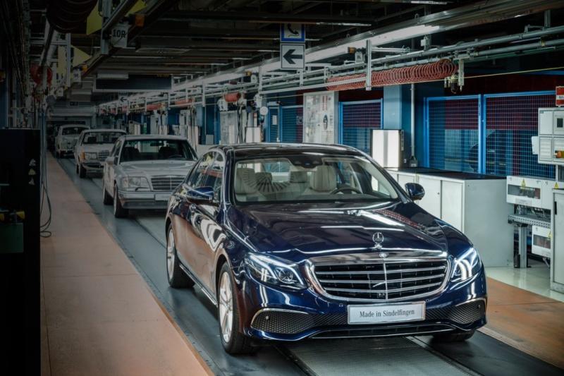 Mercedes-Benz оформил первые ОТТС для автомобилей российской сборки