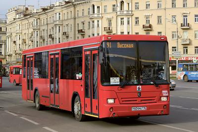 Миндортранс РТ: Из Казани ежесуточно выезжает около 500 автобусов нелегальных перевозчиков