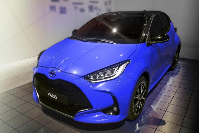 Все карты раскрыты: внешность следующего поколения Toyota Yaris больше не является тайной