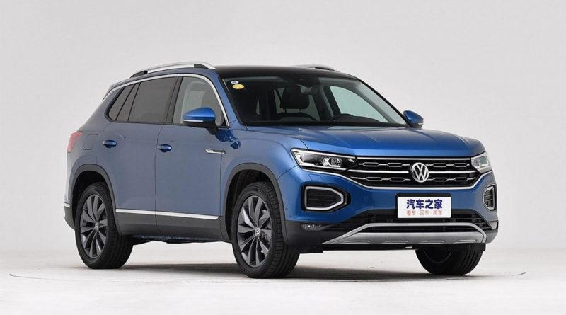 """Конкурент BMW X4 от Volkswagen оказался в 2 раза дешевле """"немца"""": рассекречены технические характеристики кросса Tylcon"""