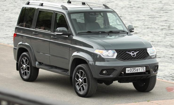 Некоторые технические характеристики УАЗ «Русский Прадо» рассекречены: стало известно, каким будет новый внедорожник
