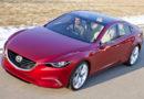 Озвучена дата выхода новой Mazda 6