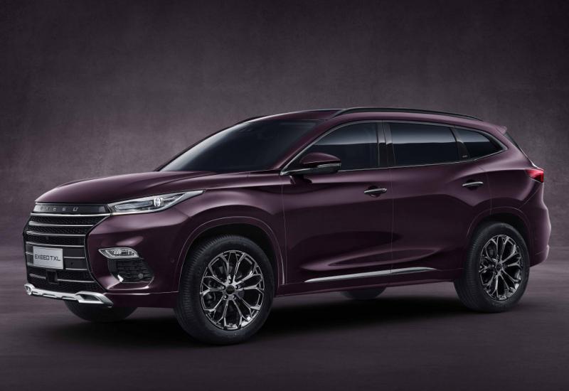 Соперник Hyundai Santa Fe за ₽1 500 000 для РФ полностью рассекречен. Новый Exeed TXL с салоном, как у G-Class.