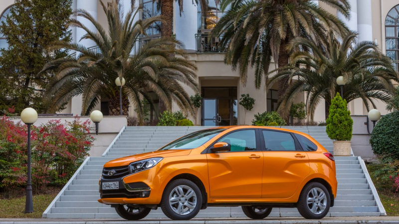 Лада ХРей 2020 новый кузов, цены, комплектации, фото, видео тест-драйв
