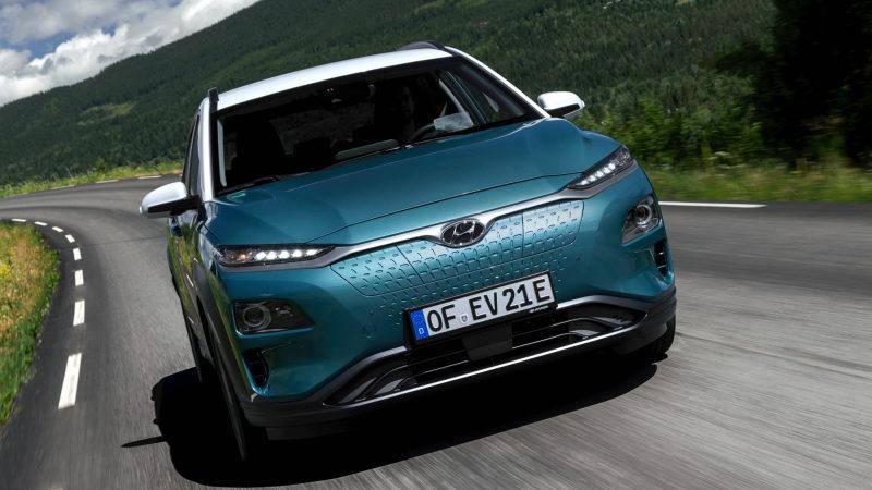 Hyundai и Samsung выпустят электромобиль с запасом хода 800 км