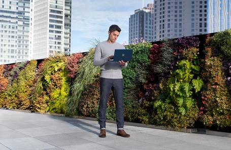 Стрекоза бизнес-класса: ультратонкий ноутбук HP Elite Dragonfly