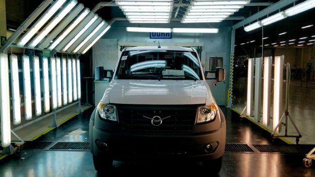 УАЗ усовершенствовал систему контроля качества