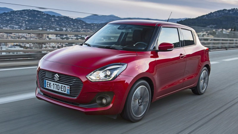 В Сети рассекречена внешность нового бюджетного Suzuki Swift 2021