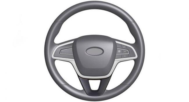 АвтоВАЗ запатентовал новый руль для автомобилей Lada