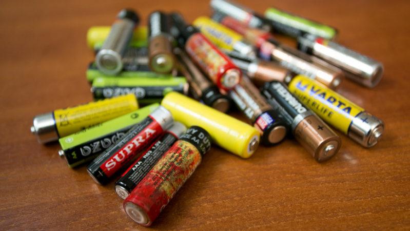 Казанцы смогут сдать на переработку батарейки и обменяться книгами
