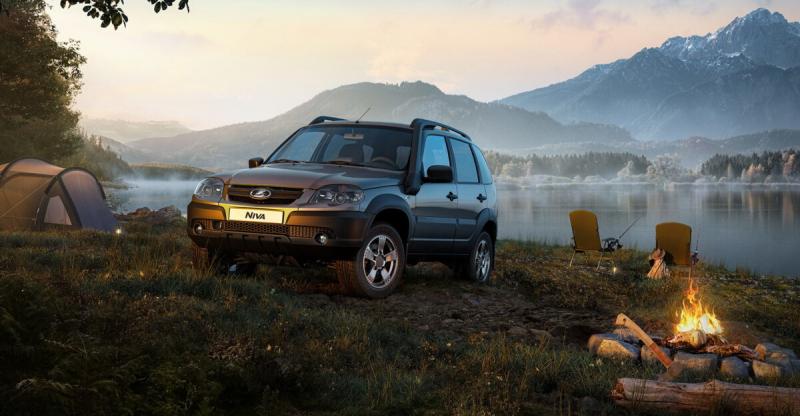 Lada Niva 2020: цены на внедорожник упали на 80 тыс. рублей