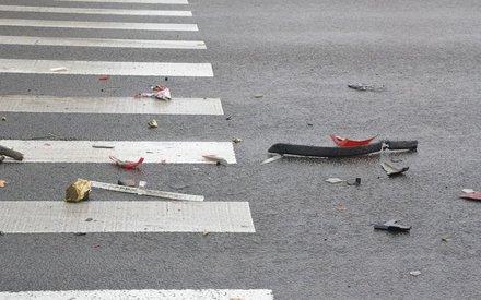 Ночью в Казани 19-летний водитель насмерть сбил мужчину