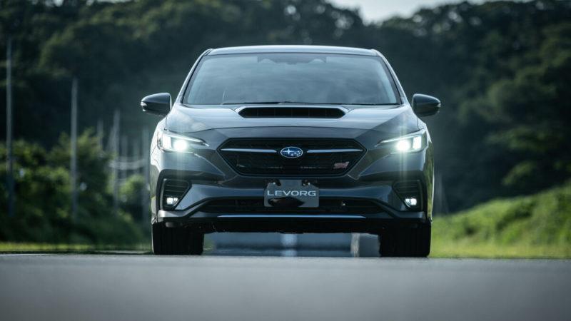 Subaru Levorg 2021: салон нового универсала рассекречен