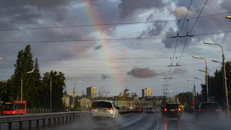 19 сентября в Казани прогнозируется дождливая погода
