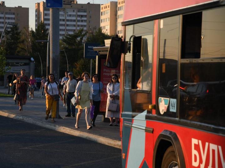 В Казани между ЖК «Салават купере» и Юдино начали курсировать автобусы