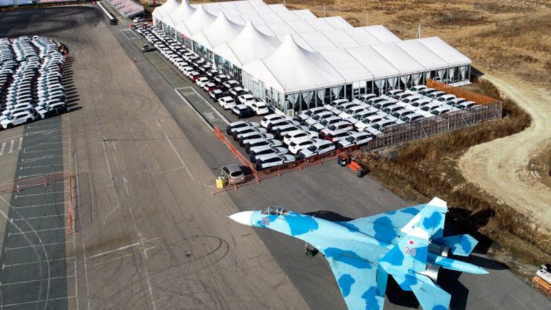 На российском заводе Mazda объяснили затоваривание складов простоями в производстве