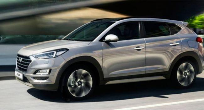 Обзор популярного на рынке Hyundai Tucson