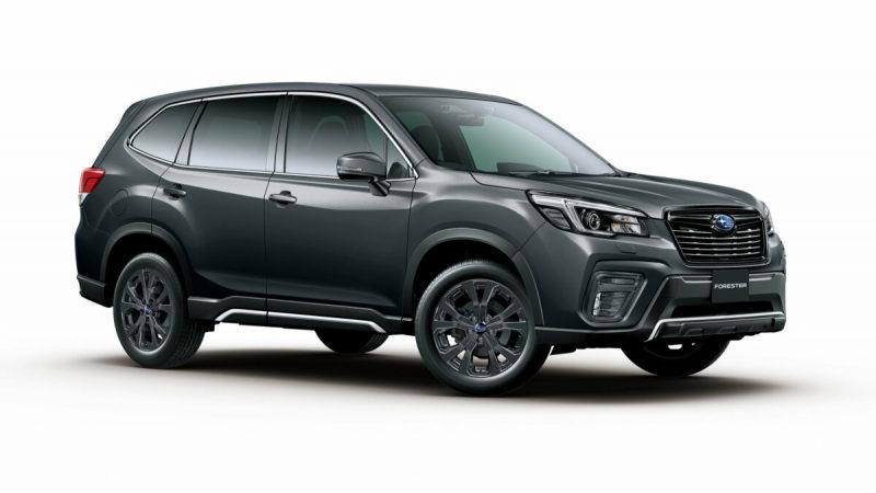 Совершенно новый Subaru Forester 2021 скоро приедет в РФ