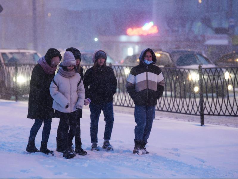 За последние годы в Казани количество метелей и сильных морозов уменьшилось в четыре раза