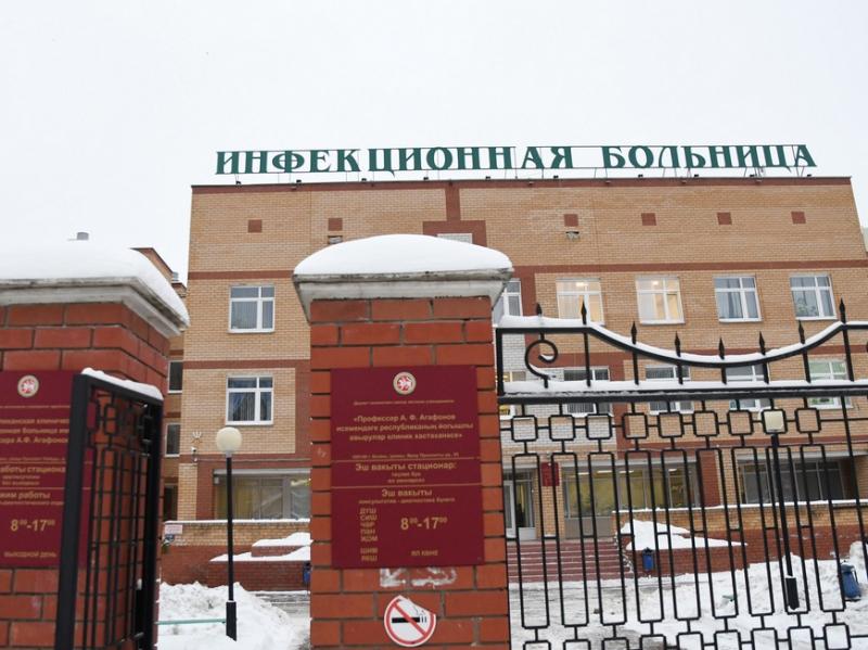 Еще у 60 казанцев подтвердился коронавирус