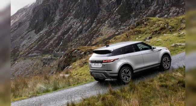 Интересные факты об обновлённом кроссовере Range Rover Evoque