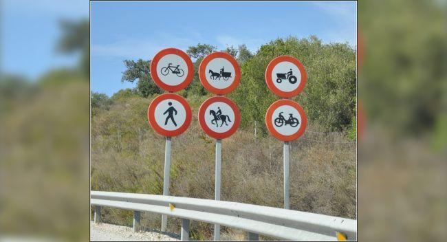 Почему дорожные знаки имеют разную форму?