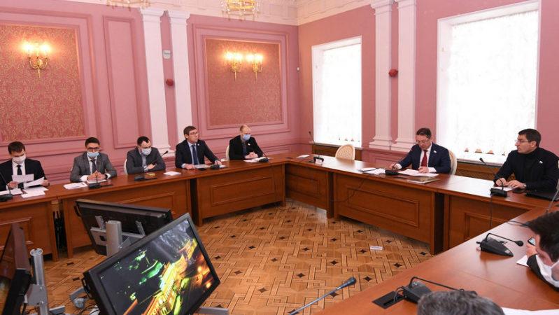 Депутатам Казгордумы рассказали о жилищной политике города, капремонте домов и строительстве дорог