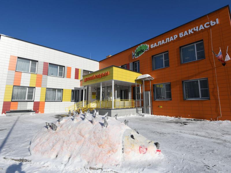 В 2020 году в Кировском и Московском районах Казани появились пять новых детских садов и школа