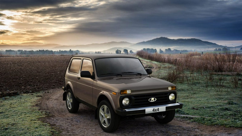 АвтоВАЗ наращивает производство модели Lada Niva Legend 2021