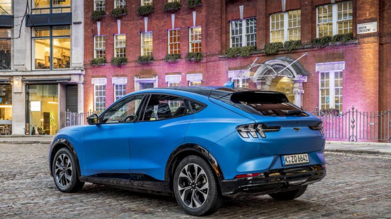 Ford и VW планируют вывести на рынок mini Mustang Mach-E 2021