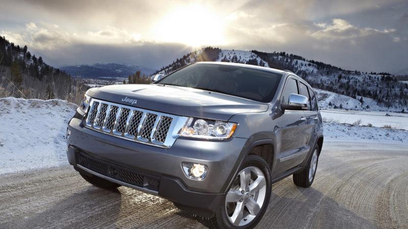 Jeep Grand Cherokee в России попал под отзыв: что-то не так с топливным насосом