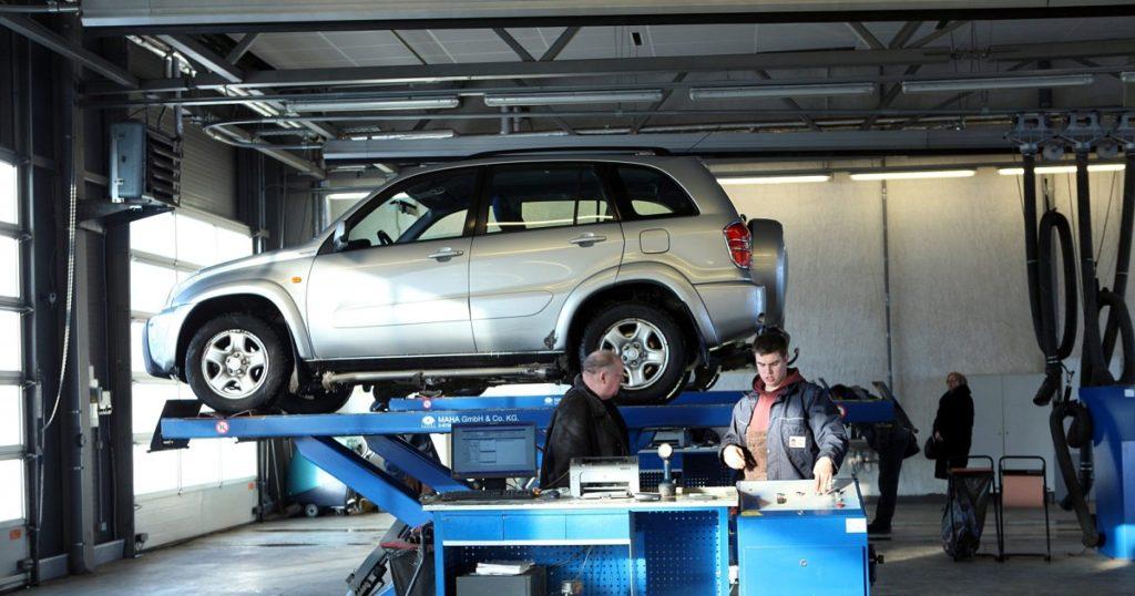 МВД: IT-система техосмотра автомобилей запущена с 1 марта